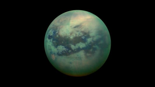 Something very weird is happening on Saturn's moon Titan