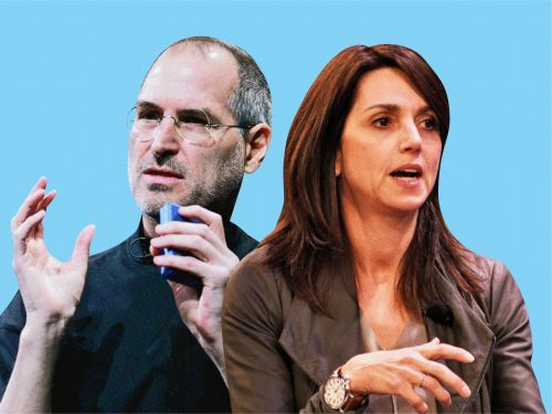 'It was all very Jedi': Former GE and NBC exec Beth Comstock remembers what it was like interviewing with Steve Jobs in 2005