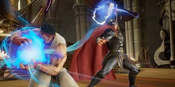 Here's Who's Included In The Marvel Vs. Capcom Infinite Season Pass