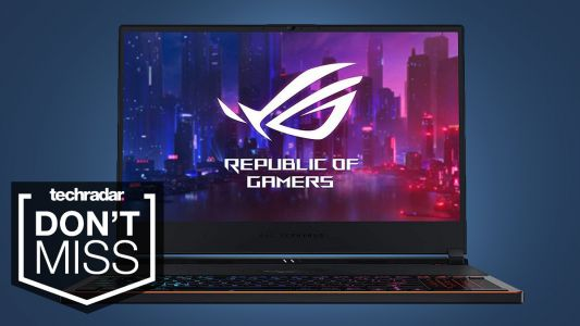 Get a huge $800 off this mega powerful Asus gaming laptop for Cyber Monday