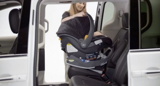 The best infant car seat is tech worth thinking about