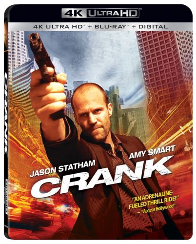 Jason Statham in 'Crank' Coming to 4K Ultra HD This May
