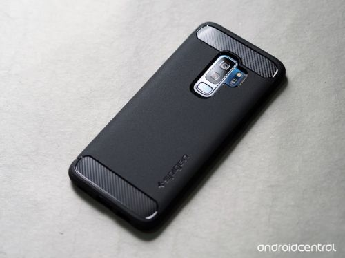Spigen Rugged Armor case for Galaxy S9+ review: Low cost, rugged protection