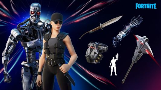 Terminator Skins Come To Fortnite