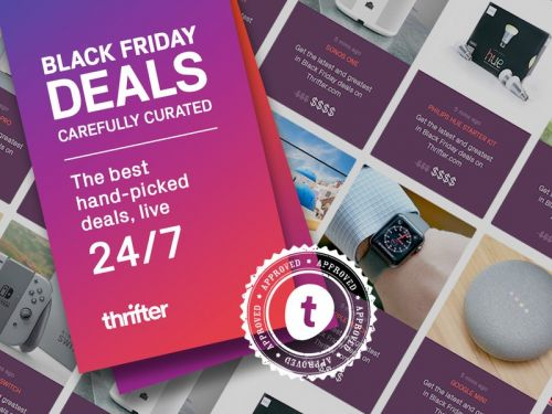 The best hand-picked Black Friday deals are right here!