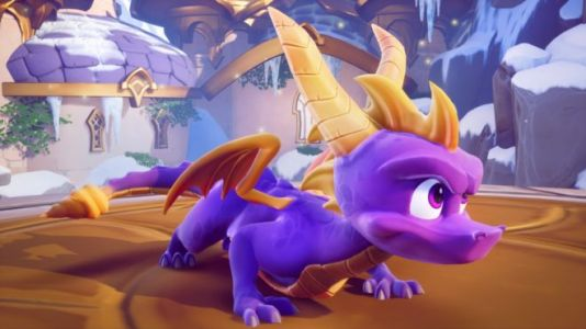 Spyro Reignited Trilogy comparé au titre original de PlayStation 1 en vidéo