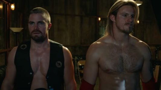 First Trailer For Stephen Amell's Wrestling Drama HEELS Coming To Starz