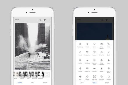 Snapseed gets a new look, new filters, and faster performance