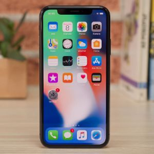 Apple says that the touchscreen is failing on some iPhone X units