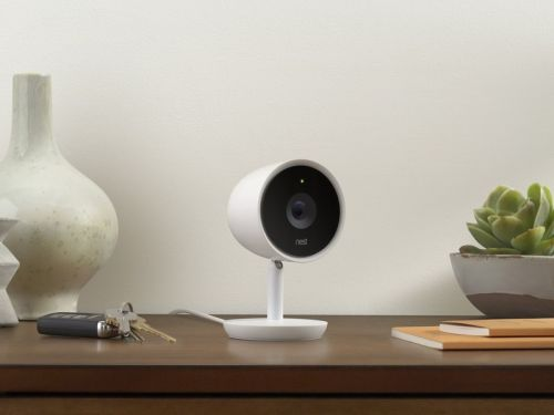 Google Assistant is now built into the Nest Cam IQ indoor camera