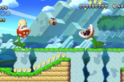 New Super Mario Bros. U on Switch is the perfect complement to Super Mario Odyssey