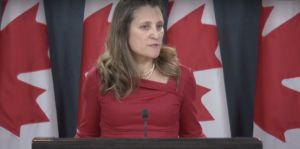 Foreign affairs minister says Canada-China relations important to 'maintain' post Huawei CFO arrest