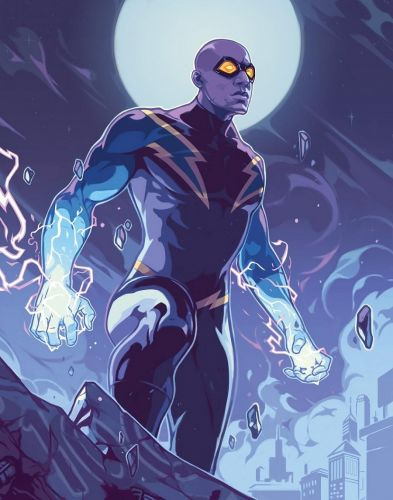 Black Lightning, The Question, And More Assume The Lead In New DC Black Label Series