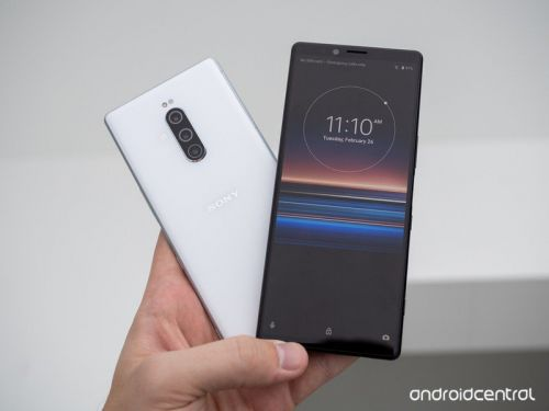 Sony Xperia 1 available for pre-order in the U.S. on June 28 for $950
