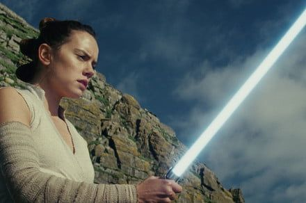 'The Last Jedi' is the first 4K UHD Blu-ray with Dolby Vision and Atmos