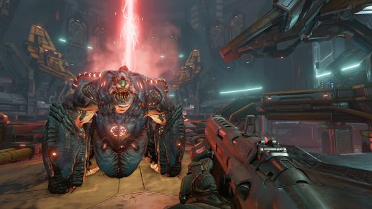'Doom' is the latest game to get a 4K patch on consoles