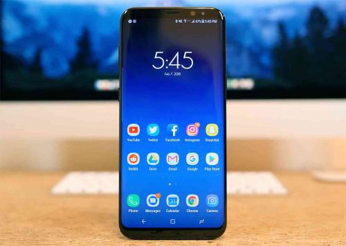 Samsung Galaxy S8 Android 8.0 Oreo update rollout starts back up