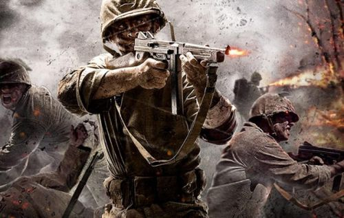 COD: WWII Thanksgiving double XP weekend has started a day early