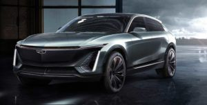 GM reveals upcoming Cadillac EV built on next-gen EV platform