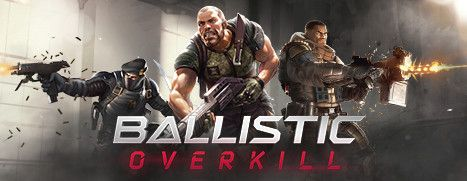 Daily Deal - Ballistic Overkill, 50% Off