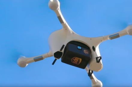 UPS sees a way forward with drone delivery and it's going for it