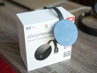 Stream in 4K with two Chromecast Ultras on sale for $89 total