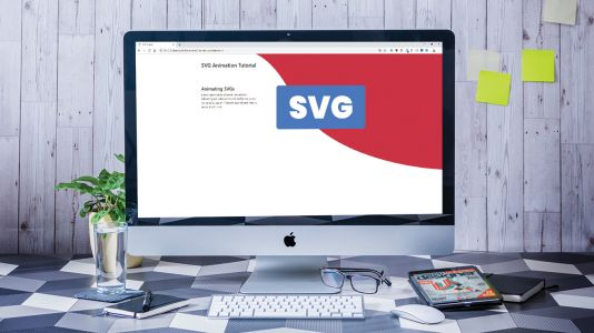 How to add animation to SVG with CSS