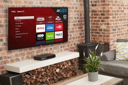 This 65-inch TCL 4K TV is on sale for less than $500 for 4th of July