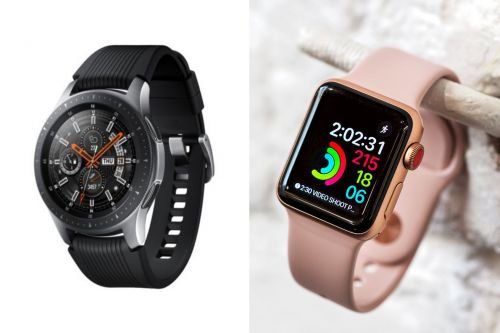 How the Samsung Galaxy Watch stacks up against the Apple Watch Series 3