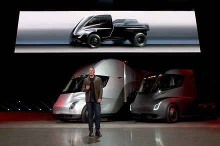 Tesla could show the electric pickup Elon Musk is dying to build in 2019