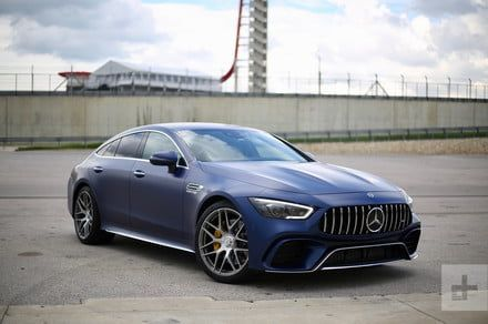 2019 Mercedes-AMG GT 4-Door Coupe first drive review