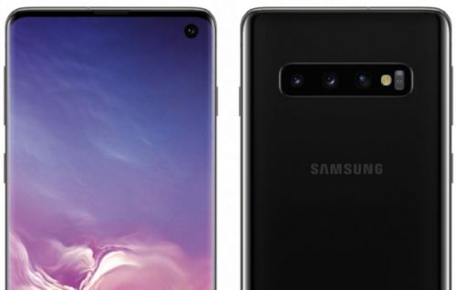 Leaked Galaxy S10 renders give us our clearest look yet at the new phones