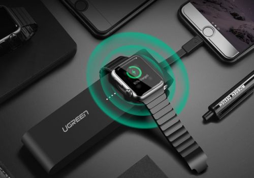 The portable iPhone charger that also wirelessly charges the Apple Watch is only $34 today