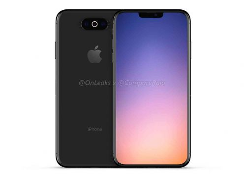 Another alleged iPhone XI design appears in renders with different triple rear camera layout