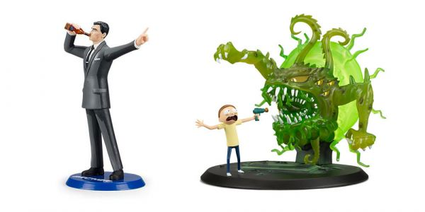 Comic-Con 2018: Rick And Morty And Archer Exclusive Figures From Loot Crate Revealed For SDCC