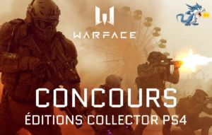 Warface - Concours PS4