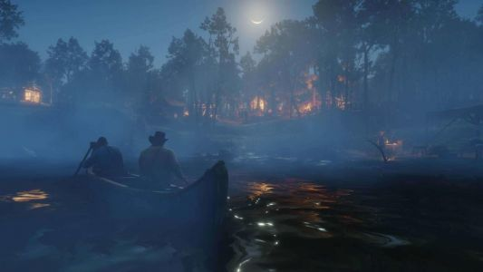 Red Dead Redemption PC Screens Show Off The Improved Visuals