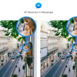 Facebook Messenger now lets you send photos in 4K resolution