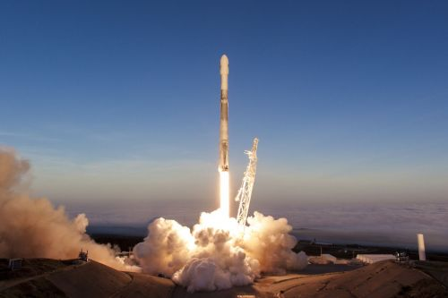 Watch SpaceX launch its first mission of the year - and its last for customer Iridium