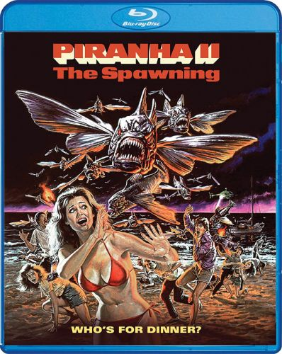 'Piranha II: The Spawning' Blu-ray Release Date and Details