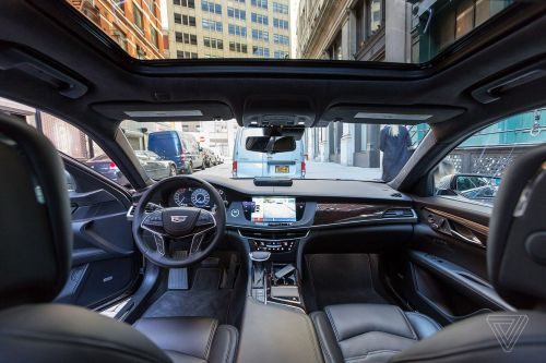 Cadillac to add hands-free Super Cruise system to all cars by 2020