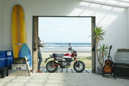 Honda reboots the much-loved Monkey and Super Cub for 2019