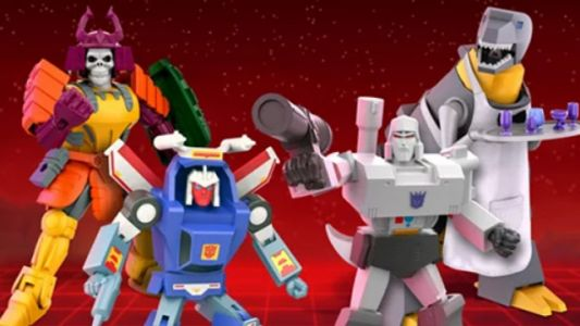 New 'Transformers' Ultimates Pre-Orders Led by Grimlock and Wheelie