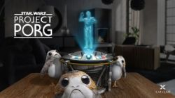 Latest Star Wars game is an AR title starring some porgs