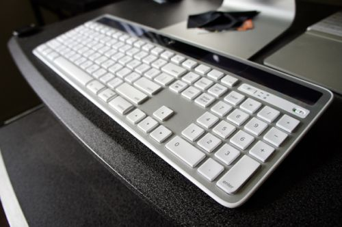 Meet the $40 wireless keyboard you never need to charge