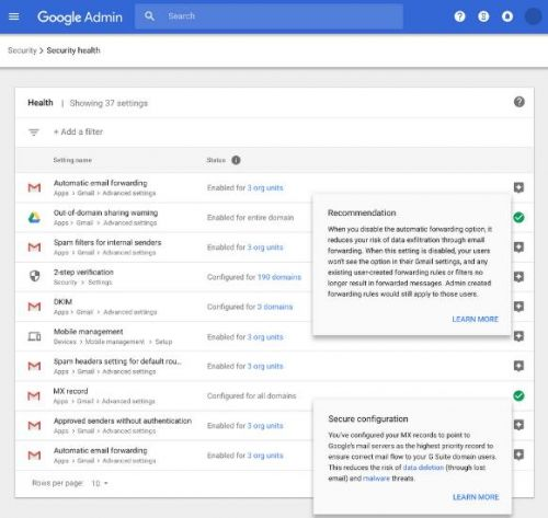G Suite Is Getting A Dedicated Security Center