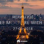 Huawei invites us to see 'mooore' at a P20 event, hints at a triple camera