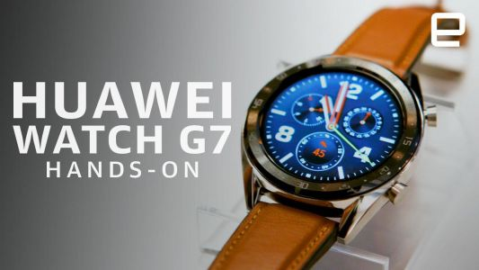 Huawei Watch GT hands-on: Big battery promises and yet another OS