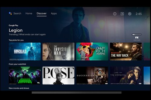 Android TV is swiping some of Google TV's best features