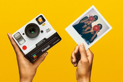 Polaroid goes all nostalgic with OneStep 2 instant camera